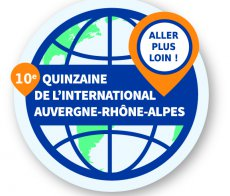 Label 10 ans 15aine CCI International logQ